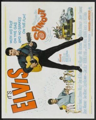 Spinout movie poster (1966) poster MOV_ac8cd54c