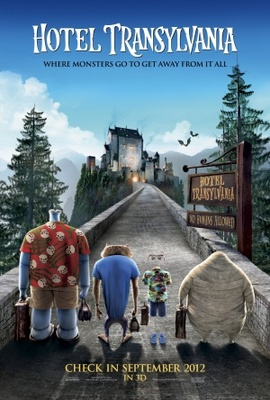 Hotel Transylvania movie poster (2012) poster MOV_ac8db224