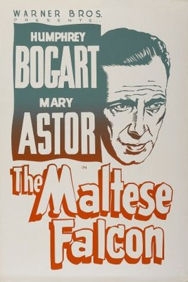 The Maltese Falcon movie poster (1941) poster MOV_ac8ffeeb