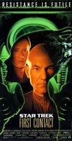 Star Trek: First Contact movie poster (1996) picture MOV_ac9dd842