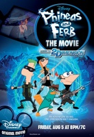Phineas and Ferb: Across the Second Dimension movie poster (2011) picture MOV_aca6c80b