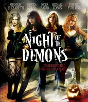Night of the Demons movie poster (2009) picture MOV_aca944f7