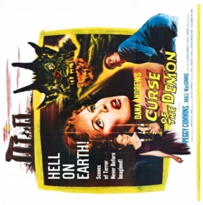 Night of the Demon movie poster (1957) poster MOV_acaf6ead