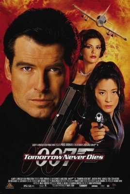 Tomorrow Never Dies movie poster (1997) poster MOV_acb530e8