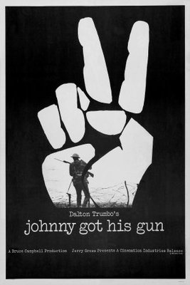 Johnny Got His Gun movie poster (1971) poster MOV_acb8cb0a
