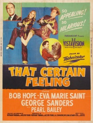 That Certain Feeling movie poster (1956) poster MOV_acb9050b