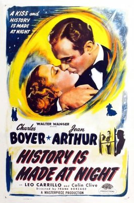History Is Made at Night movie poster (1937) poster MOV_acbdc46a