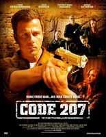Code 207 movie poster (2011) picture MOV_acbebfaa