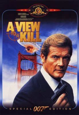 A View To A Kill movie poster (1985) poster MOV_acbf0a47