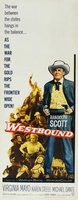 Westbound movie poster (1959) picture MOV_acbf9116