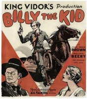 Billy the Kid movie poster (1930) picture MOV_acc7bf79