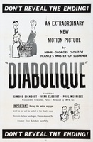 Les diaboliques movie poster (1955) picture MOV_acc95eaa