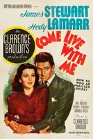 Come Live with Me movie poster (1941) picture MOV_accbf4cc