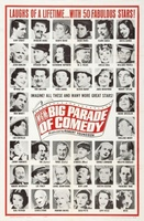 The Big Parade of Comedy movie poster (1964) picture MOV_accdce0d