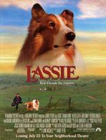 Lassie movie poster (1994) picture MOV_acd0c979