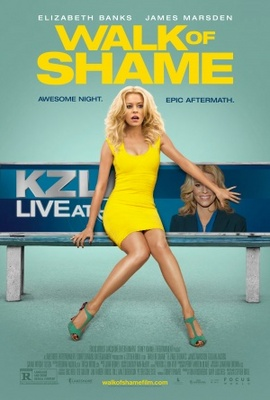 Walk of Shame movie poster (2014) poster MOV_acd290fc