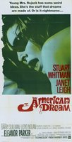 An American Dream movie poster (1966) picture MOV_acd2c46f