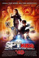 Spy Kids 4: All the Time in the World movie poster (2011) picture MOV_acd6eceb