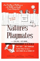 Nature's Playmates movie poster (1962) picture MOV_acdb14f7