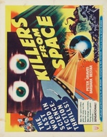 Killers from Space movie poster (1954) picture MOV_acde493f