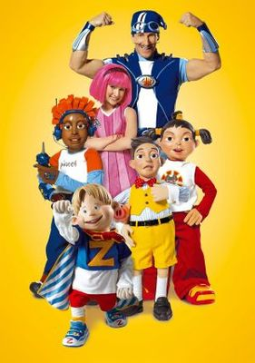 LazyTown movie poster (2004) poster MOV_ace45f26