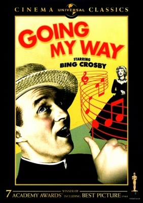 Going My Way movie poster (1944) poster MOV_ace8e766