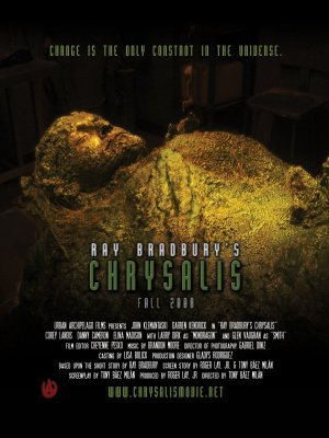 Chrysalis movie poster (2008) poster MOV_acf1078f