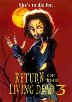 Return of the Living Dead III movie poster (1993) picture MOV_acf403d7