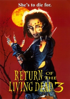 Return of the Living Dead III movie poster (1993) poster MOV_acf403d7