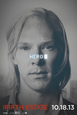 The Fifth Estate movie poster (2013) poster MOV_acf91154