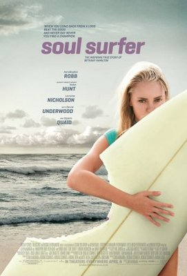 Soul Surfer movie poster (2011) poster MOV_acfaf513