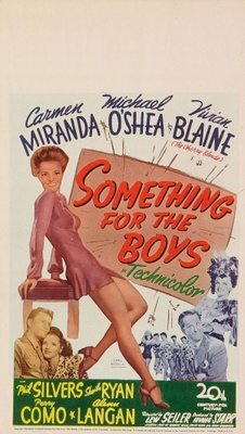 Something for the Boys movie poster (1944) poster MOV_acfe6a7d