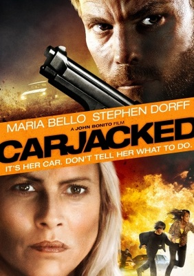 Carjacked movie poster (2011) poster MOV_ad0532fc