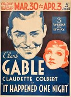 It Happened One Night movie poster (1934) picture MOV_ad05716b