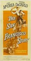 The San Francisco Story movie poster (1952) picture MOV_ad058a8c