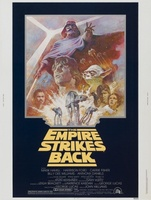 Star Wars: Episode V - The Empire Strikes Back movie poster (1980) picture MOV_ad089093