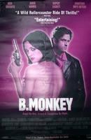 B Monkey Full Movie B  Monkey movie poster  1998