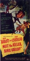 Abbott and Costello Meet the Killer, Boris Karloff movie poster (1949) picture MOV_ad10e3de