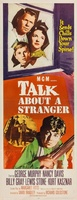 Talk About a Stranger movie poster (1952) picture MOV_ad11298d