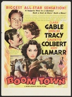 Boom Town movie poster (1940) picture MOV_ad1268cc