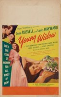 Young Widow movie poster (1946) picture MOV_97ca91c4