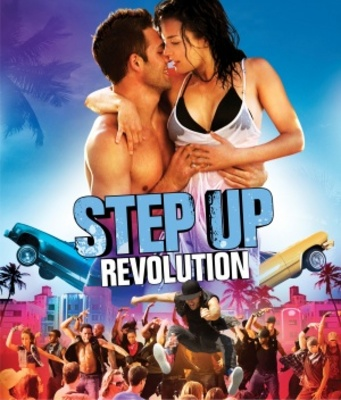 Step Up Revolution movie poster (2012) poster MOV_ad16b020