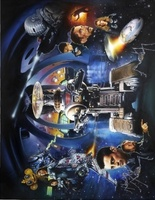 Lost in Space movie poster (1998) picture MOV_ad18938b