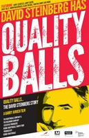 Quality Balls: The David Steinberg Story movie poster (2013) picture MOV_ad1bec28