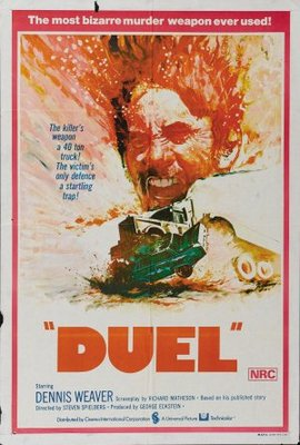 Duel movie poster (1971) poster MOV_ad1e2721