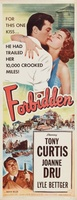 Forbidden movie poster (1953) picture MOV_ad1ed079