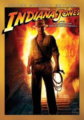 Indiana Jones and the Kingdom of the Crystal Skull movie poster (2008) poster MOV_ad2081ae