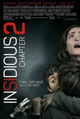 Insidious: Chapter 2 movie poster (2013) poster MOV_ad297aa5