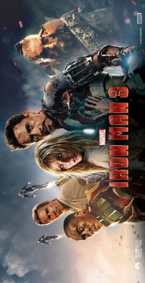 Iron Man 3 movie poster (2013) poster MOV_ad3354b2