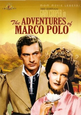 The Adventures of Marco Polo movie poster (1938) poster MOV_ad3a7622